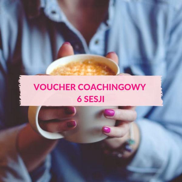 voucher coachingowy - 6 sesji