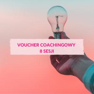 voucher coachingowy 8 sesji